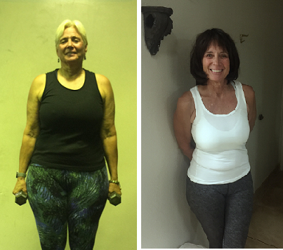 Personal training Phoenix/ Fat loss training, Michele lost 40+lb in 12 weeks/Physiques Fitness by Elvira